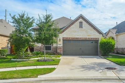 Cypress Single Family Home For Sale: 19006 N Highlands Bayou Drive