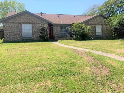 Texas City Single Family Home For Sale: 2117 24th Avenue N