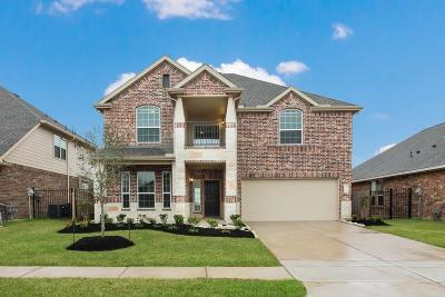 Katy Single Family Home For Sale: 24103 Cannon Anello
