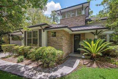 The Woodlands Single Family Home For Sale: 78 W Mirror Ridge Circle