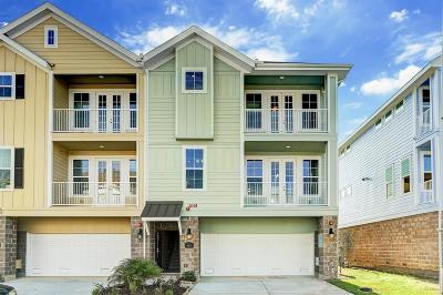 League City Condo/Townhouse For Sale: 1402 Veranda Mist