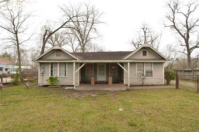 Single Family Home For Sale: 2601 Turner Drive