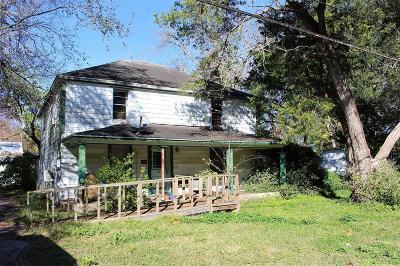 Santa Fe Single Family Home For Sale: 12150 22nd Street
