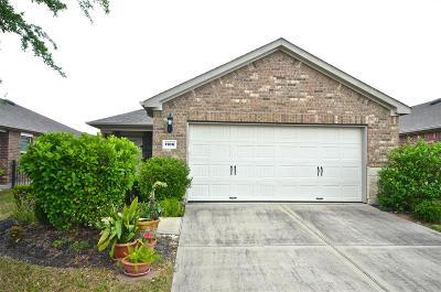 Richmond Single Family Home For Sale: 1106 Catalpa Drive