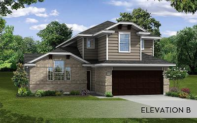 Baytown Single Family Home For Sale: 8618 E Crescent Lake Circle