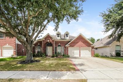 Houston Single Family Home For Sale: 5314 Melody Park