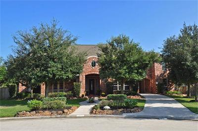Kingwood Single Family Home For Sale: 5803 Royal Hill Court