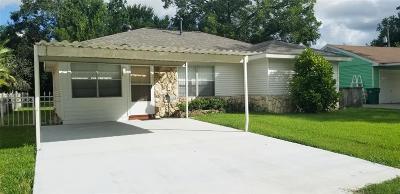 Pasadena Single Family Home For Sale: 2409 Pomona Drive