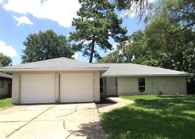 Single Family Home For Sale: 14319 Hollypark Drive