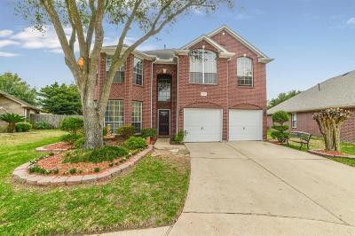 Katy Single Family Home For Sale: 4803 Cottage Stone Lane