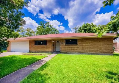 Houston Single Family Home For Sale: 5646 Ludington Drive