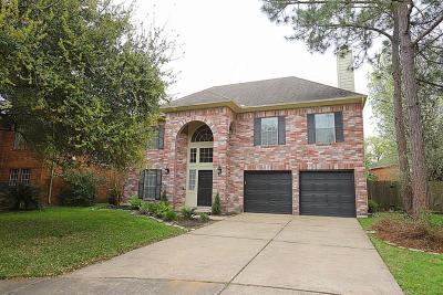 League City Single Family Home For Sale: 2105 Spyglass Drive