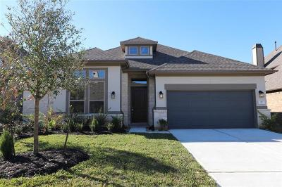 Tomball Single Family Home For Sale: 23 North Wheatleigh