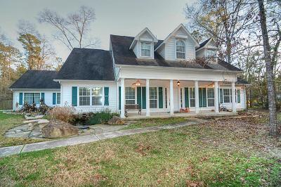 Dayton Single Family Home For Sale: 374 Private Road 635