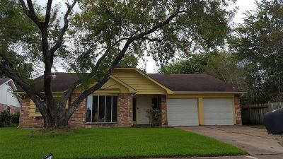 Sugar Land Single Family Home For Sale: 1115 Bournewood Drive