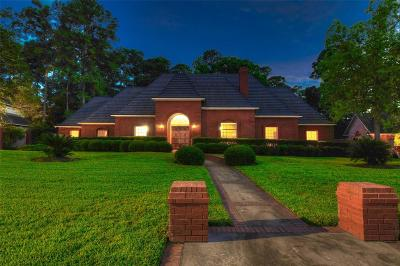 Kingwood Single Family Home For Sale: 5514 Beaver Lodge Drive