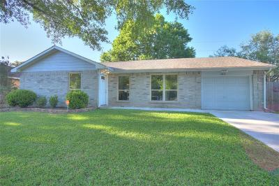 Pearland Single Family Home For Sale: 2811 N Brompton Drive