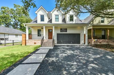 Houston Single Family Home For Sale: 915 E 26th Street