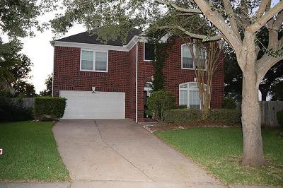Missouri City Single Family Home For Sale: 4214 Creek Ridge Lane