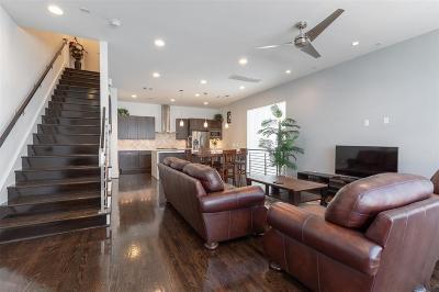 Houston Single Family Home For Sale: 5218 La Branch Street