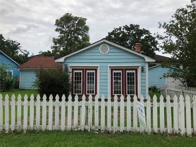 Kemah Single Family Home For Sale: 434 Lakeside Drive