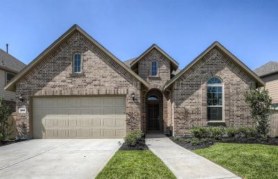 Richmond Single Family Home For Sale: 24610 Twilight Hollow Lane