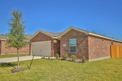 Hockley Single Family Home For Sale: 22715 Overland Bell Drive