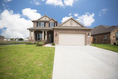 Dickinson Single Family Home For Sale: 6550 Gable Hollow Lane