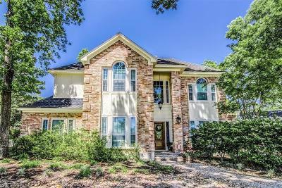 Kingwood Single Family Home For Sale: 2315 Big River Drive