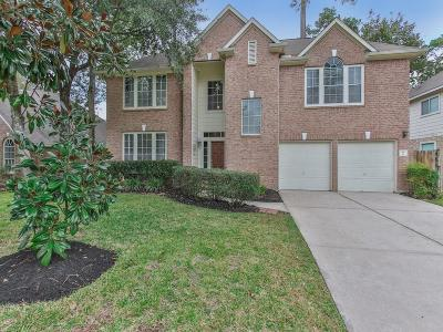 The Woodlands Single Family Home For Sale: 46 N Brooksedge Circle