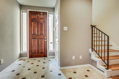 Houston Condo/Townhouse For Sale: 4217 Koehler Street #A