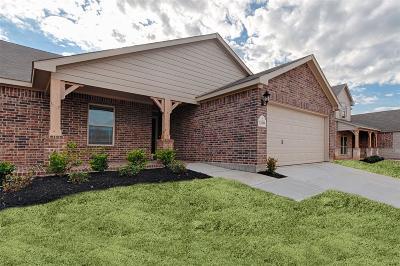 Willis Single Family Home For Sale: 12499 Lake Conroe Hills
