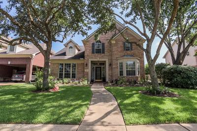 Houston Single Family Home For Sale: 4022 Elm Crest Trail