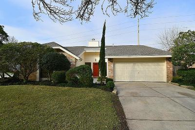 Sugar Land Single Family Home For Sale: 3003 Wagon Trail Drive