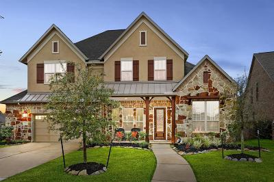 Kingwood Single Family Home For Sale: 5806 Fairway Shores Lane