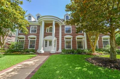 Sugar Land Single Family Home For Sale: 4014 Woodbriar Court