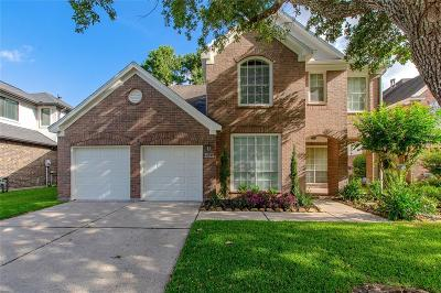 Humble TX Single Family Home For Sale: $244,900