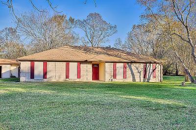 Houston Single Family Home For Sale: 11416 E Jacinto