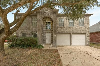 Houston Single Family Home For Sale: 9403 Taloncrest Court