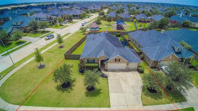 Katy Single Family Home For Sale: 2838 Chalet Ridge Drive
