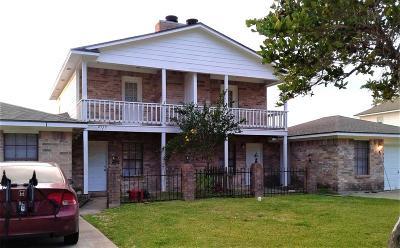 Santa Fe Multi Family Home For Sale: 4502-4512 Avenue L Avenue