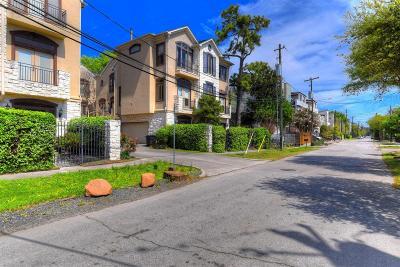 Houston Single Family Home For Sale: 6128 Maxie Street