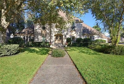 Harris County Single Family Home For Sale: 6622 Sumner Isle Court
