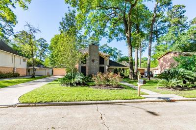 Houston Single Family Home For Sale: 1922 Lakeville Drive