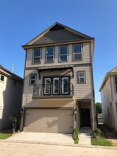 Houston Single Family Home For Sale: 9310 Presidio Park Drive