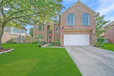 Pearland Single Family Home For Sale: 2606 Sunfish Drive