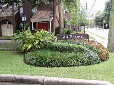 Houston Condo/Townhouse For Sale: 701 Bering Drive #1403
