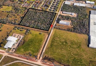 Houston Residential Lots & Land For Sale: Meldrum