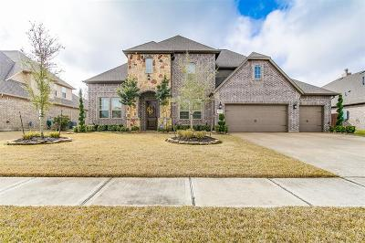 League City, League Single Family Home For Sale: 2976 Holbrook Valley Lane