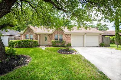 Harris County Single Family Home For Sale: 12610 Drifting Winds